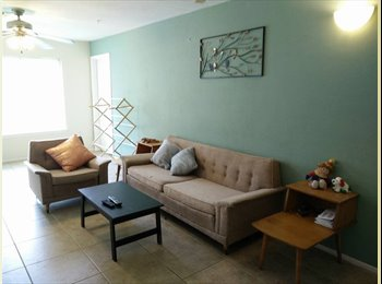 EasyRoommate US - Master bedroom in 4/4 apartment, Gainesville - $400 pm