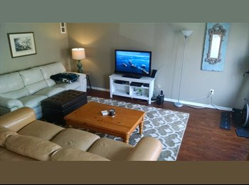 EasyRoommate US - Large bedroom available in 2br Fairmount apartment, Fairmount - $875 pm