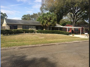 EasyRoommate US - Convenient Wellswood, Tampa - $500 pm