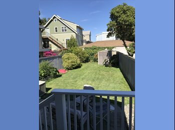 EasyRoommate US - Room for rent in spacious 2 story, 3 bed 2.5 bath Victorian, Alameda - $1,500 pm