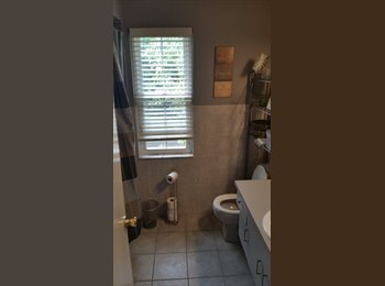 EasyRoommate US - Don't want to be homeless? Then check out this bedroom, bathroom for rent!!, Freehold - $1,100 pm