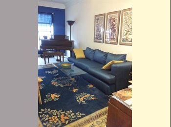 EasyRoommate US - Share luxury townhouse at metro stop, North Kensington - $1,200 pm