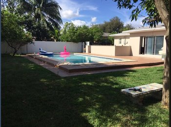 EasyRoommate US - Master Room with private bathroom - North Miami, Biscayne Park - $1,000 pm