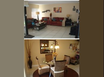 EasyRoommate US - Room for rent, Doral - $800 pm