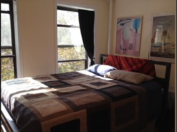 EasyRoommate US - Large sunny bedroom on a safe quiet block , East Harlem - $1,250 pm