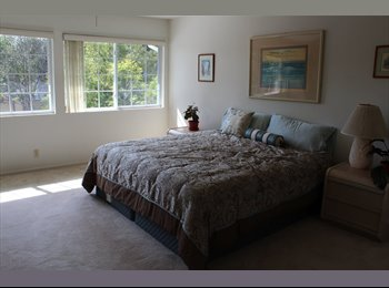 EasyRoommate US - Spacious Master Bedroom with Attached Bathroom, Hidden Hills - $875 pm
