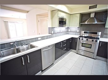 EasyRoommate US - 2 rooms for rent in a 3 bed / 2.5 bath, Sawtelle - $1,350 pm
