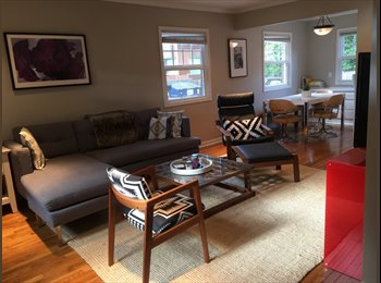 EasyRoommate US - 1br available in adorable 2br apt in Northwest Portland, Northwest District - $1,200 pm