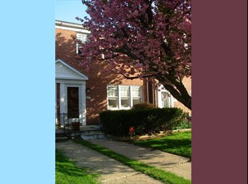 EasyRoommate US -  $650 Two Rooms Available 8/1 Towson/Parkville Townhouse (Loch Raven Village) , Idlewood - $650 pm