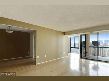 EasyRoommate US - Room with private bathroom available in Luxury Condo , Alcova Heights - $900 pm