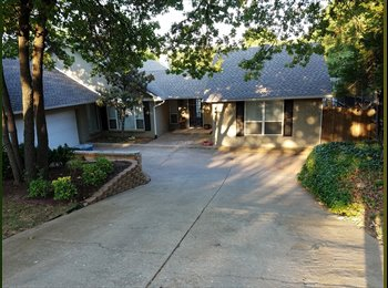 EasyRoommate US - 2 Rooms for Rent, Neighborhood with lots of trees, near UCO and OC, Edmond - $550 pm