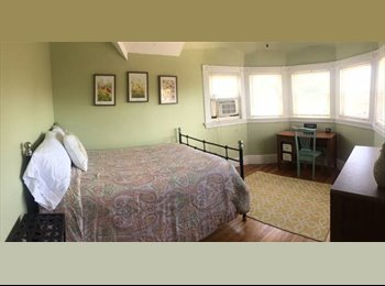 EasyRoommate US - Room available in beautiful East Rock apartment with young, female professional, New Haven - $500 pm