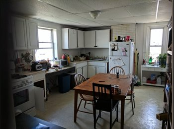 EasyRoommate US - Boss-Ass Apartment in Magoun Sq, Somerville - $740 pm