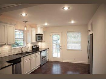 EasyRoommate US - Stunning Master Suite For Rent In East Nashville, Talbot's Corner - $750 pm