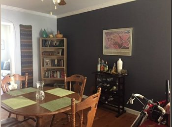 EasyRoommate US - Room Available in East Capitol Hill / H Street Row House!, Kingman Park - $850 pm