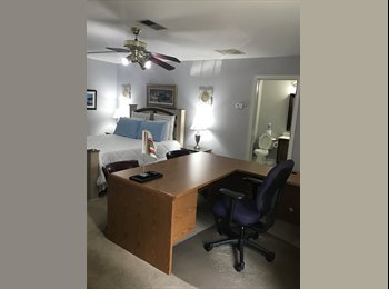 EasyRoommate US - *Minutes from Braves Stadium* Private Furnished large bedroom w/bathroom, Vinings - $700 pm