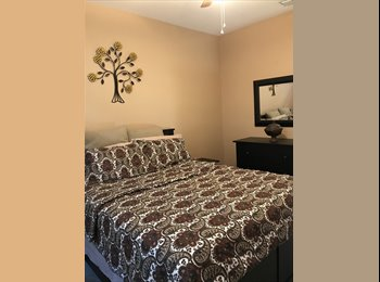 EasyRoommate US -  Two Fully Furnished rooms in nice Elk Grove area, Vineyard - $900 pm