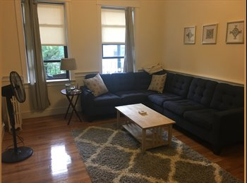 EasyRoommate US - Looking for fourth female roommate, Allston - $920 pm