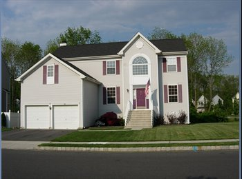EasyRoommate US - Room available in home just south of Bordentown, New Jersey- Close to Trenton and Joint Base MDL, Tullytown - $750 pm