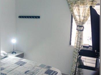 CompartoApto VE - Habitación en Alquiler. Con todos los servicios. Para profesional. Hombre o Mujer., Venezuela - BsF 90.000 por mes