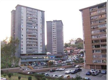 CompartoApto VE - Habitación amoblada San Antonio de los Altos . Edo. Miranda, Caracas - BsF 120 por mes