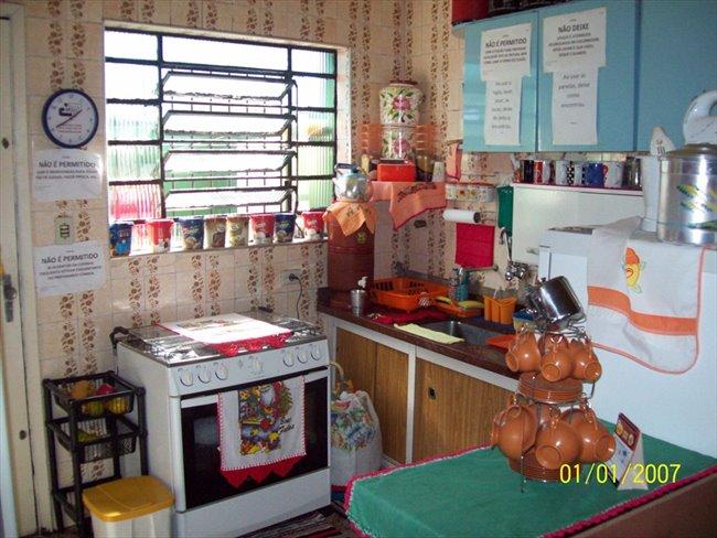 Aluguel kitnet e Quarto em Jabaquara - Vaga, Quarto, disponivel em pensão familiar | EasyQuarto - Image 2