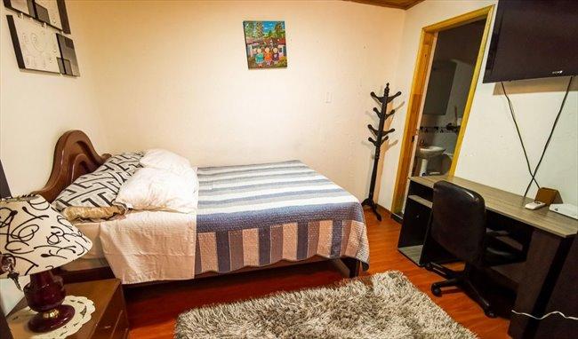 Habitacion en arriendo en Bogotá - Habitaciones para universitarios ,extranjeros y viajeros   CompartoApto - Image 1