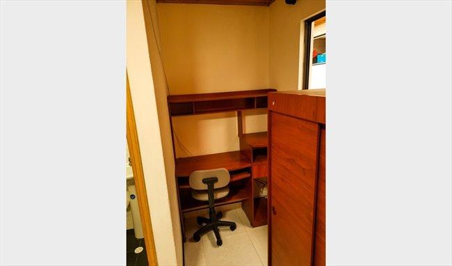 Habitacion en arriendo en Bogotá - Habitaciones para universitarios ,extranjeros y viajeros   CompartoApto - Image 3