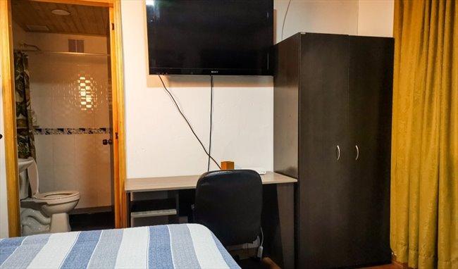 Habitacion en arriendo en Bogotá - Habitaciones para universitarios ,extranjeros y viajeros   CompartoApto - Image 6