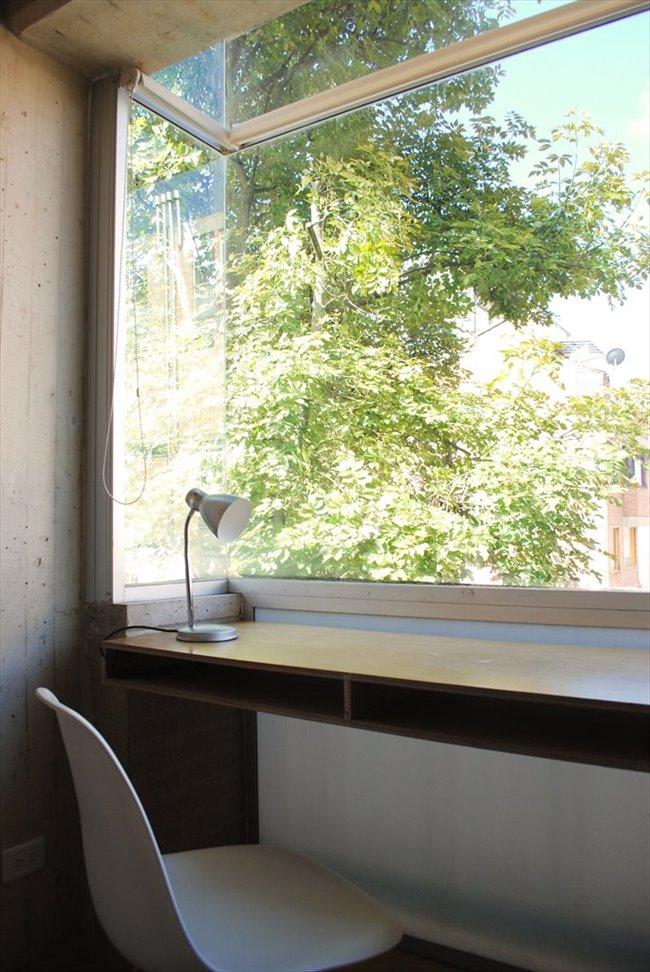 Habitacion en arriendo en Bogotá - Aparta-Estudio Privado de Lujo en La Macarena   CompartoApto - Image 3