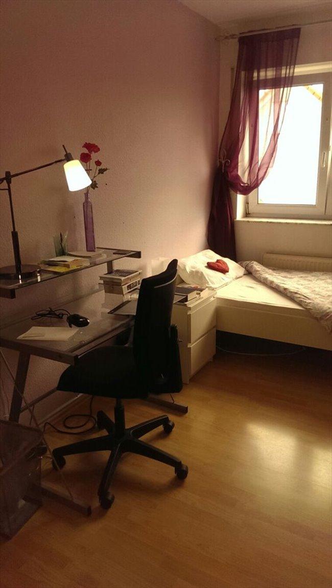 WG Zimmer in Frankfurt - Sonniges Zimmer in Frankfurt    EasyWG - Image 3