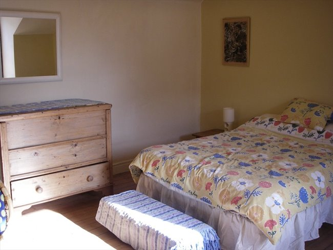 Room to rent in New Basford - Spacious furnished attic room in Victorian house - Image 1