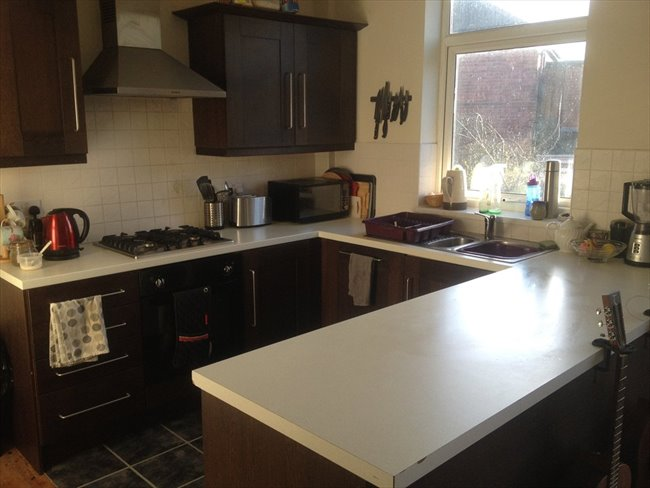 Room to rent in Benwell - 3 Bedroom Semi detached house on quiet U Street - Image 2