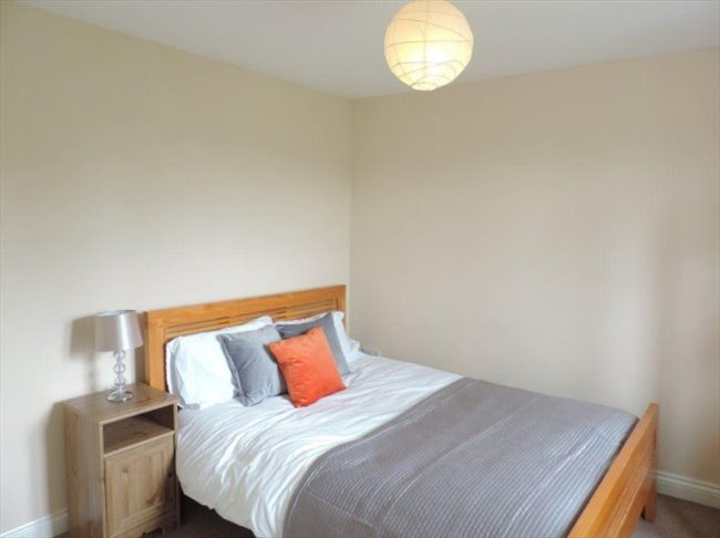 Room to rent in Peterborough - Huge Ensuite  25min walk to town - Image 1