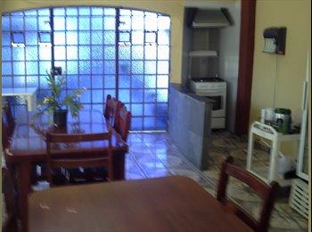 EasyQuarto BR - Quartos individuais e mobiliados preço   p/ dormir Próx.Casas Bahia Eldorado e centro  Diadema, Diadema - R$ 499 Por mês