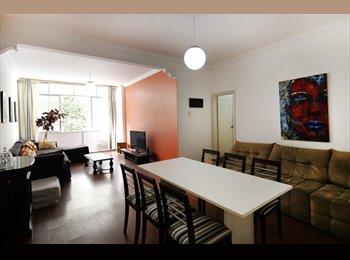 EasyQuarto BR - quarto en copacabana, Copacabana - R$ 1.600 Por mês