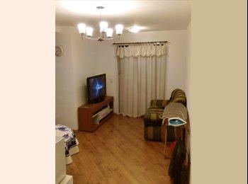 EasyQuarto BR - Quarto Individual - Apartamento, Diadema - R$ 630 Por mês
