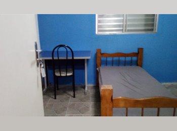 EasyQuarto BR - Aluguel de quartos - Masculino, São José dos Campos - R$ 490 Por mês