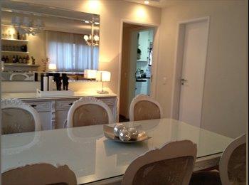 EasyQuarto BR - Alugo suite na Vila Olimpia 1.800,00 e um quarto com banheiro por 1.700, Itaim Bibi - R$ 1.800 Por mês