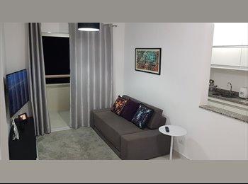EasyQuarto BR - Alugo quarto no condomínio Reserva, Jacareí - R$ 600 Por mês