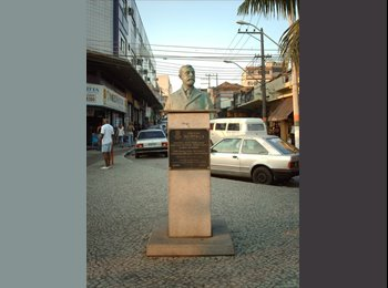 EasyQuarto BR - Republica  no Centro de Nilopolis Alugo Vaga Em Quarto., Nilópolis - R$ 350 Por mês