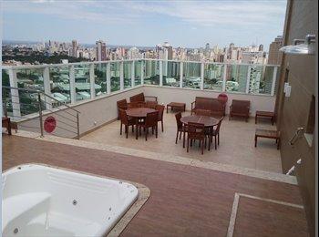 EasyQuarto BR - Alugo 1 quarto mobilhado, Goiânia - R$ 1.200 Por mês