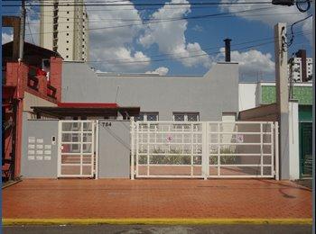 EasyQuarto BR - Morada 44 - Quartos Compartilhados (Suíte Dupla), Piracicaba - R$ 846 Por mês