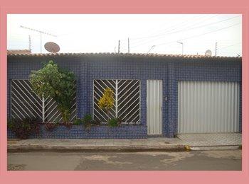 EasyQuarto BR - Aluguel de quartos mobiliados - Cohama, São Luís - R$ 600 Por mês