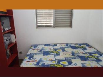 EasyQuarto BR - Vagas em apartamento - Próximo ao Bradesco/ Cidade de Deus - Osasco, Osasco - R$ 950 Por mês