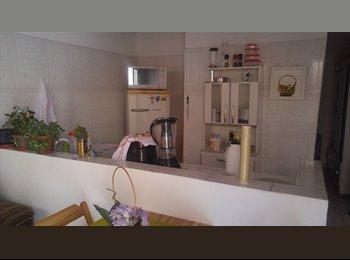 EasyQuarto BR - Quitinete & suíte/cozinha., Maceió - R$ 650 Por mês