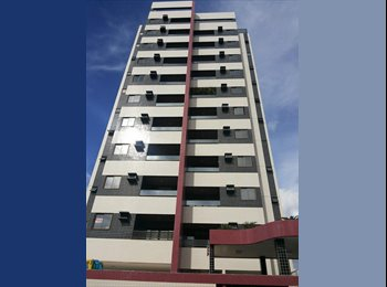 EasyQuarto BR - aluguel de apto bairro nobre , Maceió - R$ 1.700 Por mês