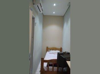EasyQuarto BR - Suite mensal 500 mes com wifi e mobilia proximo ao centro e faculdade, Campinas - R$ 500 Por mês
