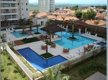EasyQuarto BR - Alugo suite para estudantes e profissionais., São José dos Campos - R$ 1.000 Por mês