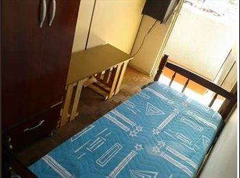 EasyQuarto BR - Quarto individual mobiliado com Internet, Belo Horizonte - R$ 450 Por mês